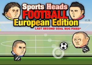 Sports Heads Football European Edition Sports Head Soccer Free